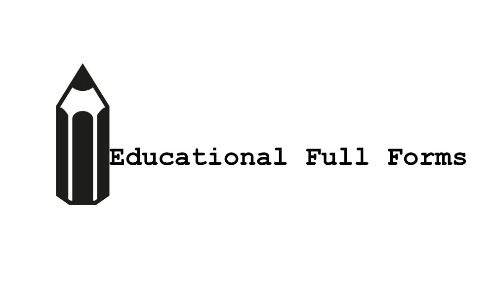 educational full forms