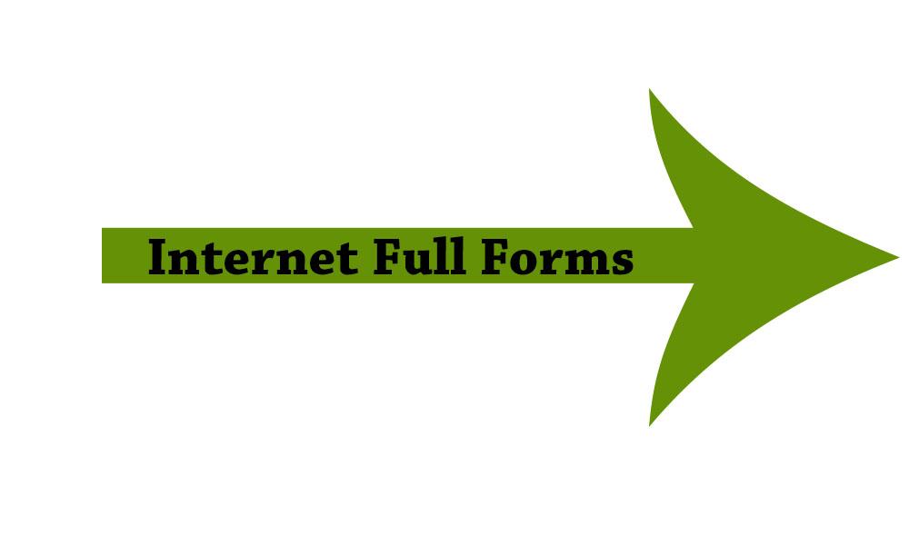 internet slang full forms